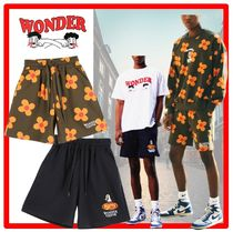 ☆韓国の人気☆[WONDER VISITOR] Training pants☆2色☆