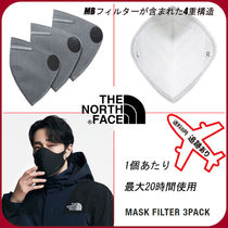 【THE NORTH FACE】新作★MASK FILTER 3PACKセット★安全発送
