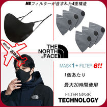 【THE NORTH FACE】新作★TNF FILTER MASK+FILTER6枚★安全発送