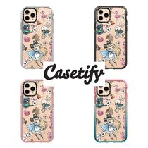 【Casetify】 ★ iPhone ★インパクト 不思議の国の少女