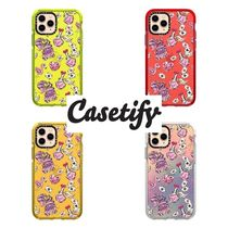 【Casetify】 ★ iPhone ★インパクト 不思議の国のねこ