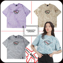【ROMANTIC CROWN】FRIDAY TIE DYE TEE★安全発送/4色