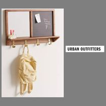 Urban Outfitters☆Charlie Entrywayフックウォールシェルフ☆N