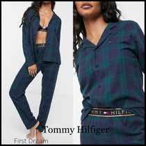 送料込☆Tommy Hilfiger*Original flannel checkパジャマ
