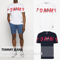 Tommy Jeans :: TJM BOLD TOMMY LOGO TEE ボールドロゴTEE