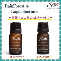 【Sage】RainForest&Liquid Sunshine 大人気2本セット