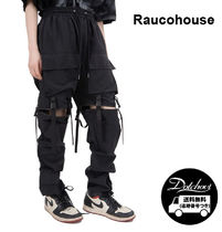 RAUCOHOUSE MULTI WEBBING TAPE TRANSFORM PANTS KM34 追跡付