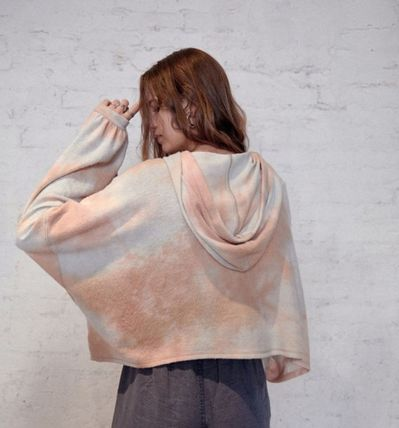Urban Outfitters ルームウェア・パジャマ 【送料込】UO★Urban Outfitters タイダイ フリース フーディー(3)