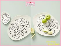 最安値保証*関税送料込【Anthro】Priscilla Decorative Tray