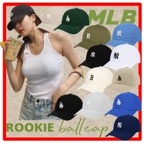 ☆人気☆MLB KOREA☆ROOKIE BALL CAP☆12COLOR☆