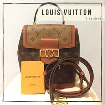 ◇20SS・大人気◇ Louis Vuitton ドーフィーヌバックパック