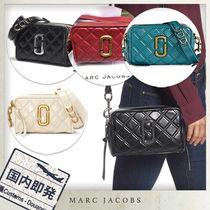 Marc Jacobs The Quilted Softshot21 キルテッド ソフトショット
