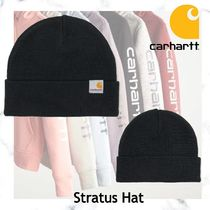 【完売必須!】Carhartt WIP Stratus Hat in Black