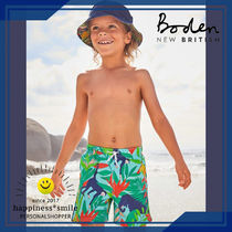 Boden(ボーデン) 子供用水着・ビーチグッズ Boden Bathers - Bold Blue/MultiB1081-BLU