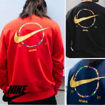 国内発【NIKE】☆AS M NSW FT CLUB CRW ☆