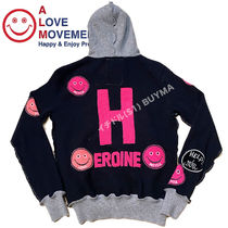 "A LOVE MOVEMENT Women's Cashmere Pullover  ""HEROINE"""