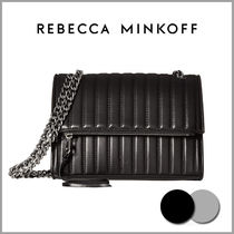 ★Rebecca Minkoff★ Dylan M-Flap チェーン ショルダーバッグ