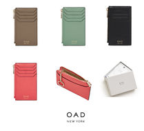OAD NEW YORK Billy Zip Card Case *関税込み *送料無料