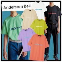 ☆送料・関税込☆ANDERSSON BEL★SIGNATURE EMBROIDERY T-SHIRT