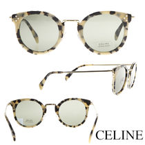 CELINE CAT EYE SUNGLASSES CL40011 CMEB
