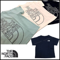 【大人OK】THE NORTH FACE◆S/S Big Root Tee 半袖ロゴTシャツ