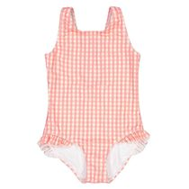 La Redoute★Checked Swimsuit3-12A