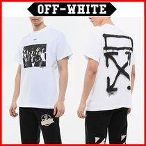 Off-White_SPRAY PAINTING OVER TEE☆正規品・送料込み