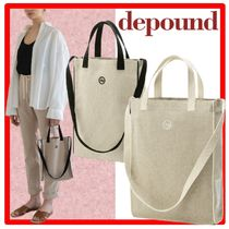☆韓国の人気☆depound☆biscuit bag (M) ☆2色☆