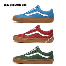 VANS★OLD SKOOL GUM★兼用★3色