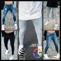 【Sinners Attire】NON RIP SPRAY ON JEANS スキニーフィット