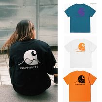 ☆CARHARTT☆S/S OUTDOOR C LABEL T-SHIRT /4COLOR