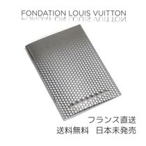 Fondation Louis Vuitton(フォンダシオンルイヴィトン) ノート 【パリ限定】LOUIS VUITTON財団美術館限定のノートブック A5