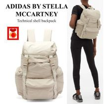 【ADIDAS BY STELLA MCCARTNEY】Technical shell backpack