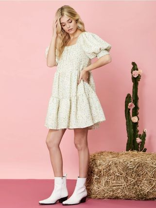 Sister Jane ワンピース 【sister jane】Confetti Tweed Mini Dress_関送込_国内発送(4)