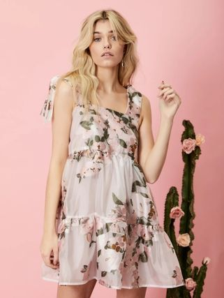 Sister Jane ワンピース 【sister jane】Likely Lady Floral Mini Dress_関送込_国内発送(2)