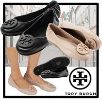 ★送料・関税込★Tory Burch★MINNIE TRAVEL BALLET WITH LOGO