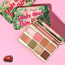 TOO FACED☆Shake Your Palm Palms☆8色アイシャドウパレット