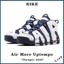 "【Nike】完売必須 NIKE Air More Uptempo ""Olympic (2020)"""