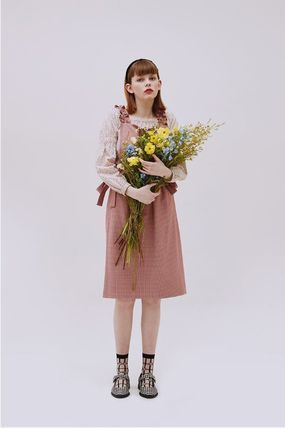 Margarin Fingers ワンピース 日本未入荷MARGARIN FINGERSのribbon detail one piece 全2色(2)