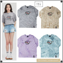 日本未入荷ROMANTIC CROWNのFRIDAY TIE DYE TEE 全4色