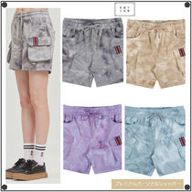日本未入荷ROMANTIC CROWNのFRIDAY TIE DYE SHORTS 全4色
