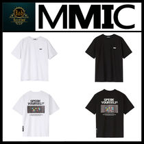 [MMIC]KEYBOARD LOOSE FIT T-SHIRT☆日本未入荷★大人気
