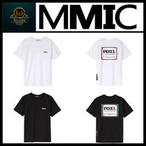 [MMIC]PIXEL TV REGULAR FIT T-SHIRT☆日本未入荷★大人気