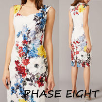 【PHASE EIGHT】日本未入荷!Keshena Floral Fitted ワンピース