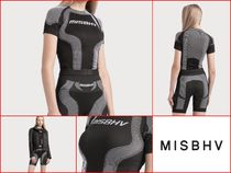 [MISBHV]Sports Active Wear T-shirt Cropped