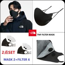 [THE NORTH FACE]★20SS NEW★TNF FILTER MASK 2点SET