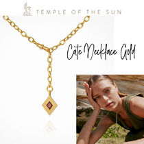 【TEMPLE OF THE SUN】Cate Necklace Gold ゴールドネックレス