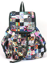 """SALE ! ☆USLeSportsac """"LE PATCH NEW S"""" VOYAGER  7839-D863"""