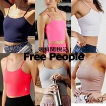 ヨガ FreePeople Strappy Back Tighten Up Tank 送関込 日未荷
