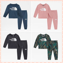 ☆The North Face☆ スウェット上下セット (0-2歳)
